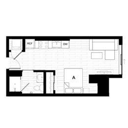 Studio 4 Penthouse