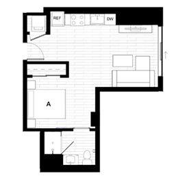 Studio 6 Penthouse