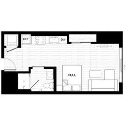 Studio 5 Penthouse